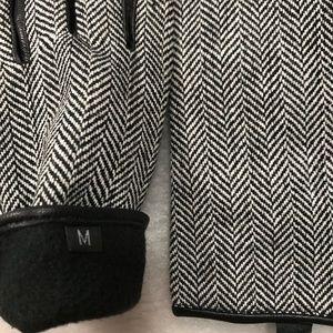 Nordstrom Accessories - [N. Rack] Houndstooth Winter Glove